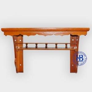 Bàn thờ treo tường gỗ gụ