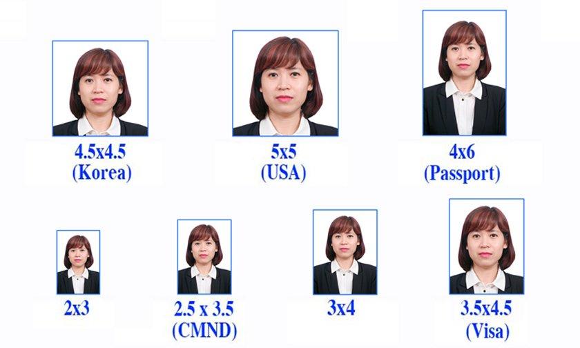 Chup Ảnh Thẻ Đẹp Rẻ Lấy Ngay Ở Hà Nội | Nhận Chụp Ảnh Thẻ ...