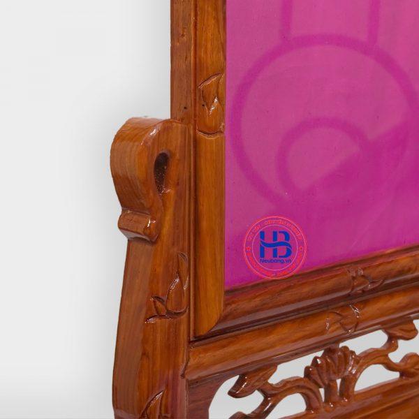 Khung ảnh thờ bằng gỗ đẹp