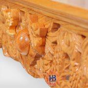 mẫu bàn thờ treo tường đẹp