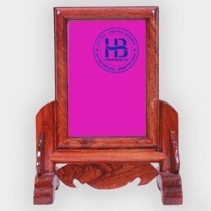 khung ảnh thờ gỗ hương cơ nhỏ