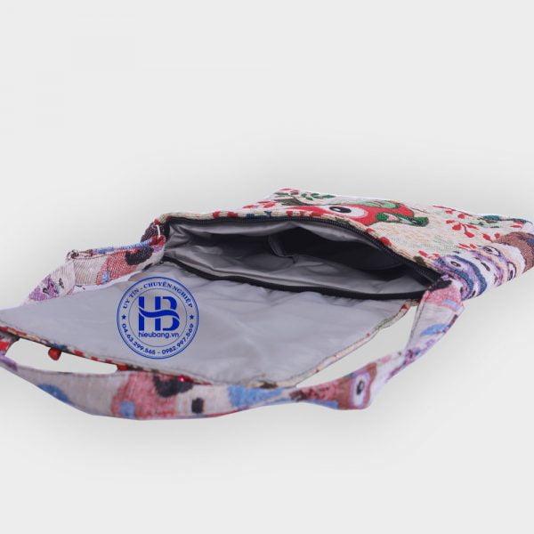 túi đeo sinh viên chuông