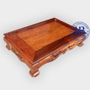 Đôn kê gỗ hương
