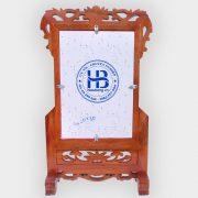 khung ảnh thờ gỗ gụ đẹp
