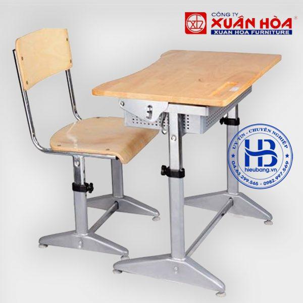 Bàn Ghế Học Sinh Xuân Hòa BHS-14-04CS