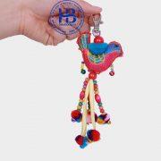 móc treo chìa khóa handmade