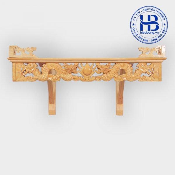 Bàn thờ treo tường 80cm x 48cm