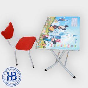 Bàn ghế học sinh giá rẻ 40x60cm