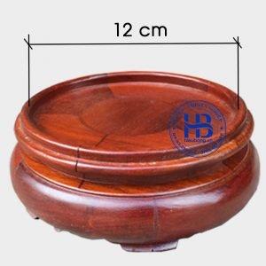 Đế kê bát hương đường kính 12cm