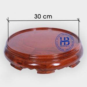 đế kê bát hương đường kính 30cm