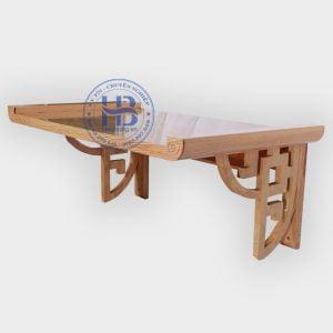 mẫu bàn thờ treo tường hiện đại 89cm