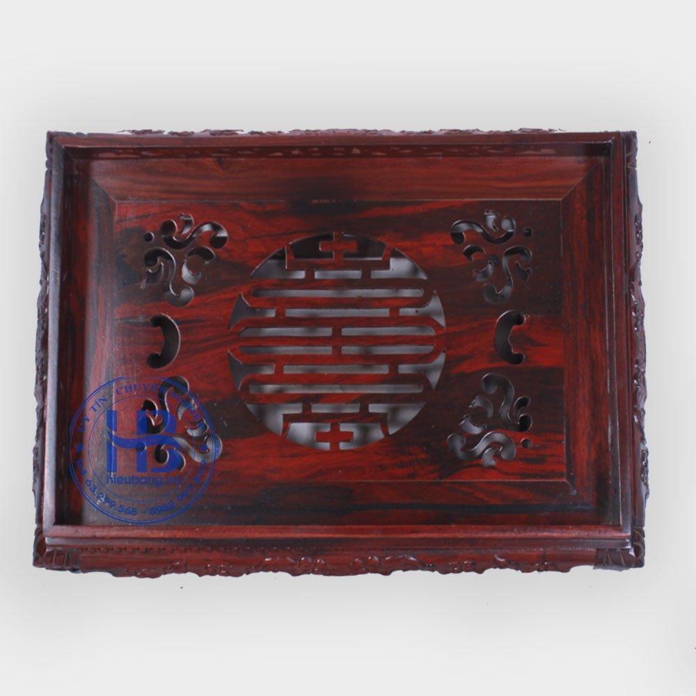 giá khay gỗ trắc cao cấp tại Hà Nội