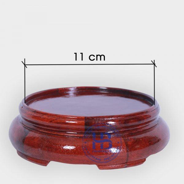 Đế Kê Bát Hương 13cm Gỗ Hương Đẹp Rẻ Tại Hà Nội