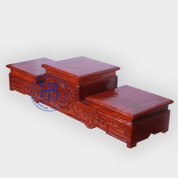 Tam Sơn Gỗ Hương 20cm Đẹp ở Hà Nội | hieubang.vn