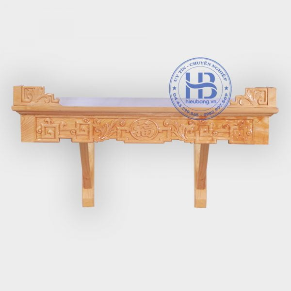 Bàn Thờ Phật Treo Tường | Địa chỉ mua bàn thờ treo giá rẻ ở Hà Nội