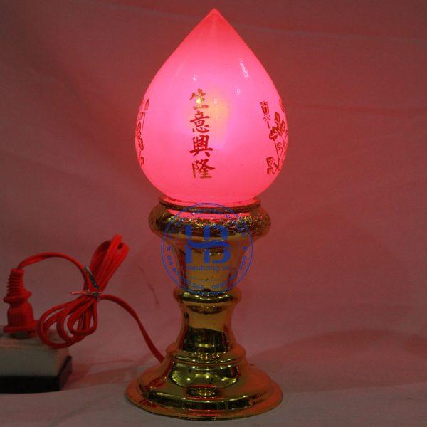 Đèn Thờ Trái Đào 23cm Đẹp Giá Rẻ ở Hà Nội | hieubang.vn