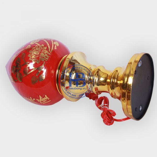 Đèn Thờ Trái Đào 29cm Đẹp Giá Gốc ở Hà Nội | hieubang,vn