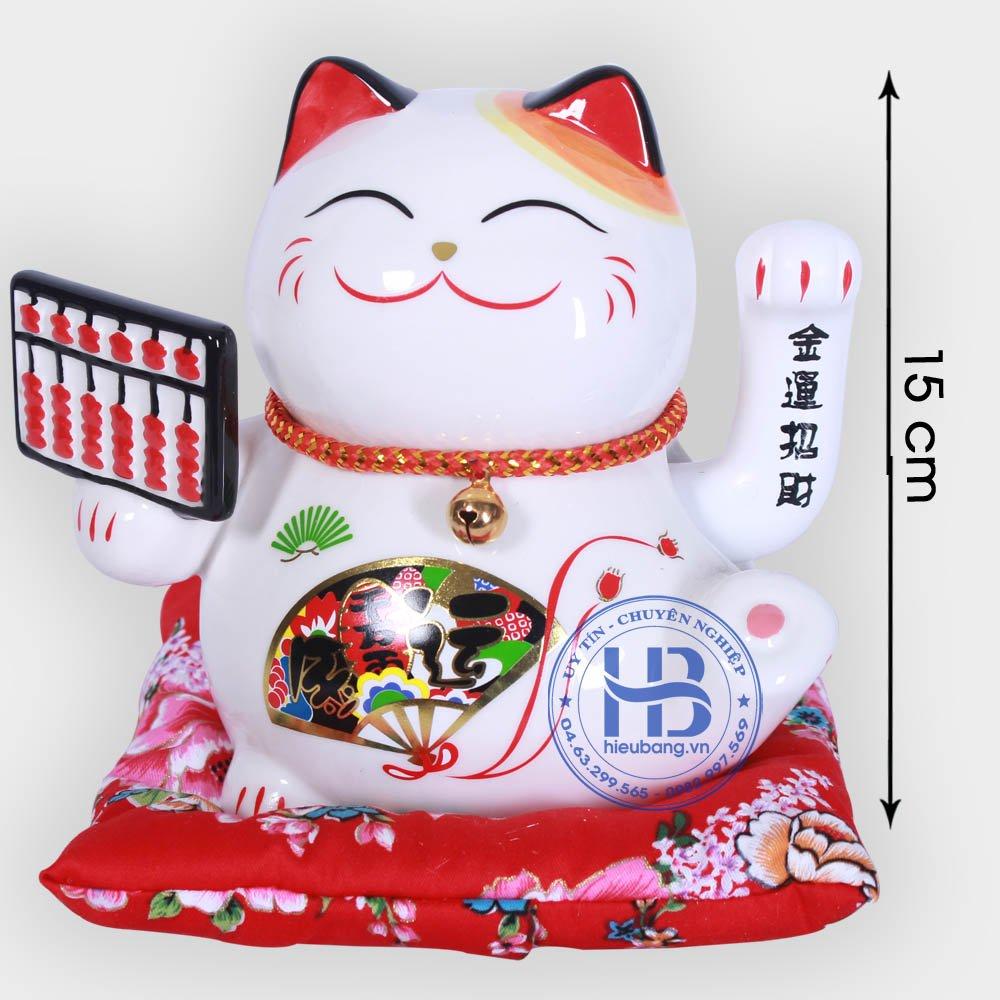 Mèo Thần Tài Vẫy Tay Giá Rẻ ở Hà Nội | Cửa hàng Hiếu Bằng