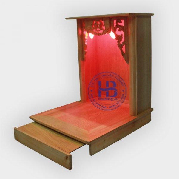 Bàn Thờ Thần Tài Giá Rẻ 41cm Đẹp ở Hà Nội | Cửa hàng Hiếu Bằng