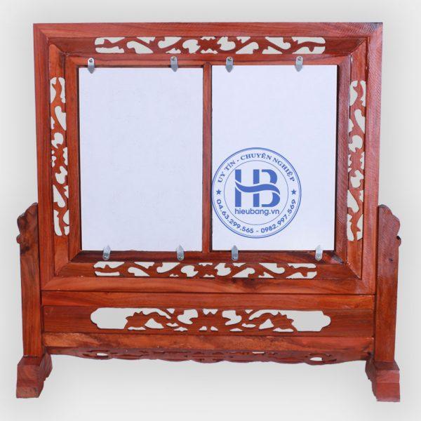 Khung Ảnh Thờ Kép Đôi Gỗ Hương 25x35cm Đẹp Giá Rẻ ở Hà Nội | Cửa hàng Hiếu Bằng