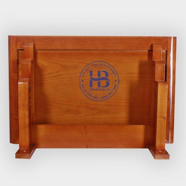 Bàn Thờ Treo Tường Hiện Đại Gỗ Sồi 95x61cm Đẹp Giá Rẻ ở Hà Nội | Cửa hàng Hiếu Bằng