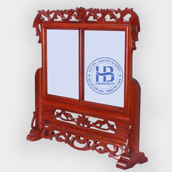 Khung Ảnh Thờ Đôi Gỗ Hương 18x24cm Đẹp Giá Rẻ ở Hà Nội | Cửa hàng Hiếu Bằng