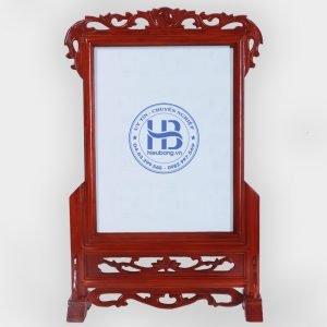 Khung Ảnh Thờ Gỗ Hương 30x40cm Đẹp Giá Rẻ ở Hà Nội   Cửa hàng Hiếu Bằng