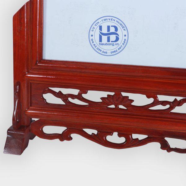 Khung Ảnh Thờ Gỗ Hương 30x40cm Đẹp Giá Rẻ ở Hà Nội | Cửa hàng Hiếu Bằng