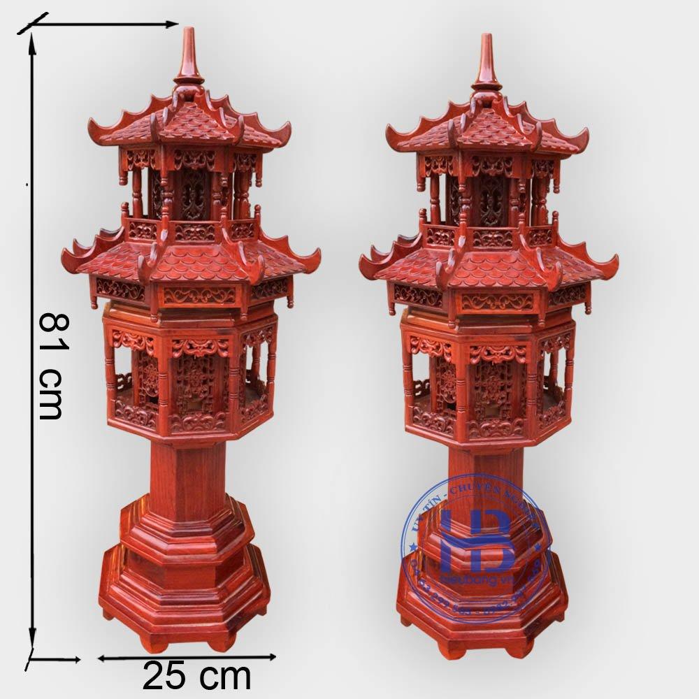 Đèn Thờ Cây Gỗ Hương Đẹp Giá Rẻ ở Hà Nội | Cửa hàng Hiếu Bằng