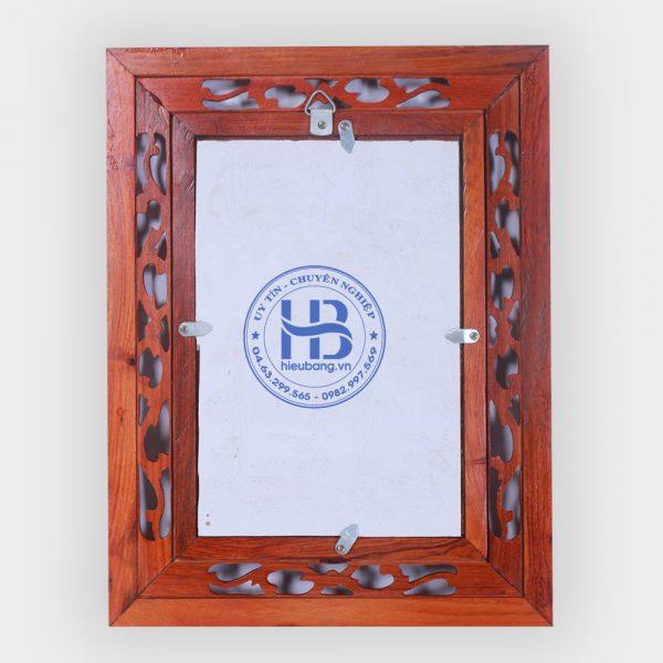 Khung Ảnh Thờ Kép Treo Tường Gỗ Hương Đẹp Giá Rẻ ở Hà Nội | Cửa hàng Hiếu Bằng