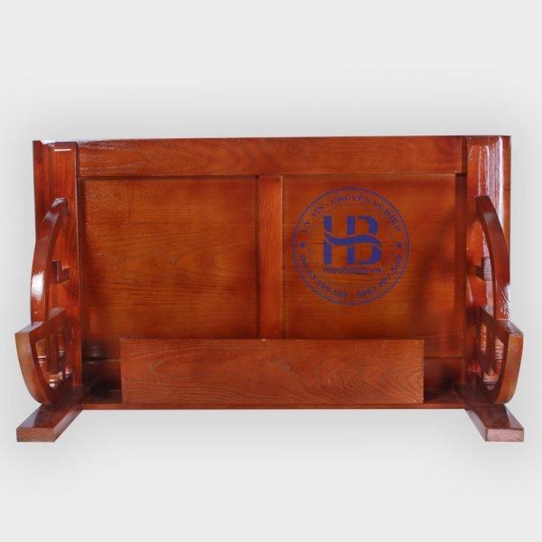 Bàn Thờ Treo Tường Gỗ Sồi Chân Chữ Thọ 89x48cm Đẹp Giá Rẻ ở Hà Nội | Cửa hàng Hiếu Bằng