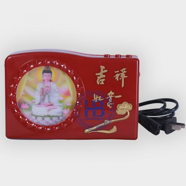 Đài Tụng Kinh Niệm Phật 20 Bài Đẹp Giá Rẻ ở Hà Nội | Cửa hàng Hiếu Bằng