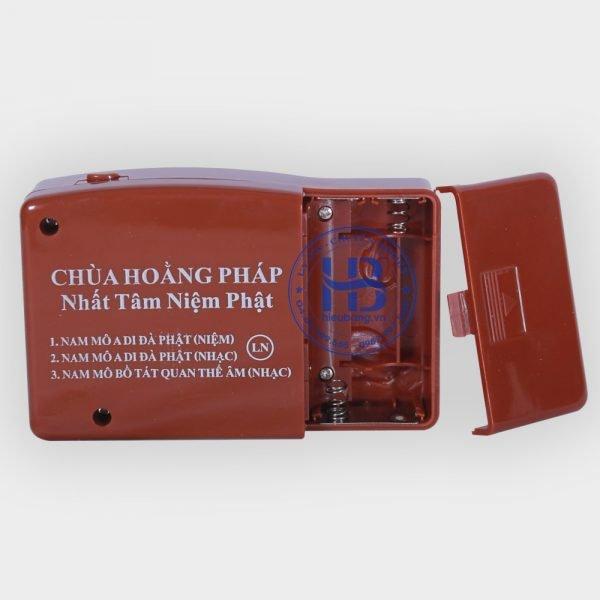 Đài Tụng Kinh Niệm Phật 3 Bài Đẹp Giá Rẻ ở Hà Nội | Cửa hàng Hiếu Bằng