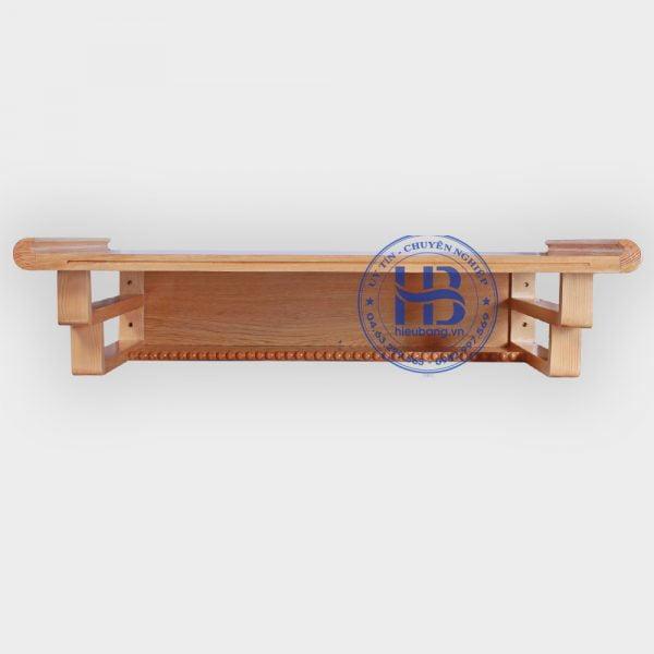 Bàn Thờ Treo Tường Gỗ Pơ Mu 89x48cm Đẹp Giá Rẻ ở Hà Nội | Cửa hàng Hiếu Bằng