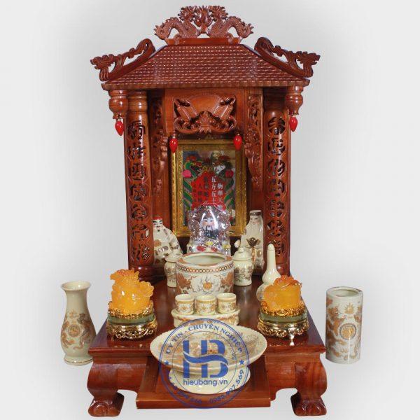 Bộ Bàn Thờ Thần Tài 4 Mái 48cm Đẹp Giá Rẻ ở Hà Nội   Cửa hàng Hiếu Bằng