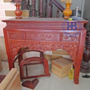 Bàn Thờ Như Ý Cát Tường Đẹp Giá Rẻ ở Hà Nội | Cửa hàng Hiếu Bằng