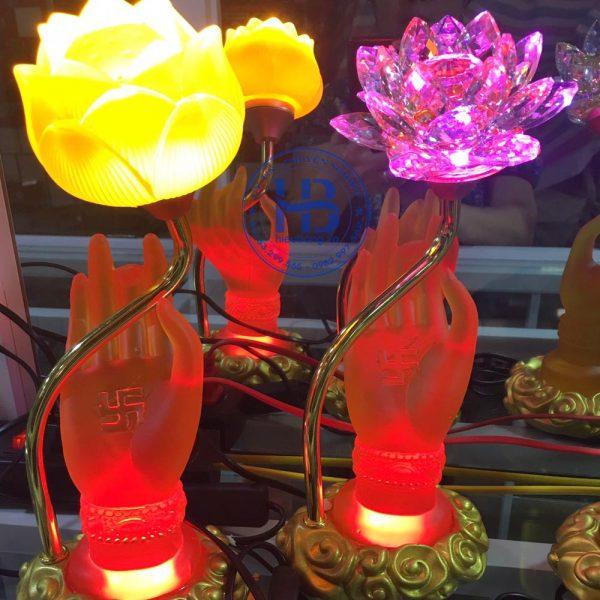 Đèn Thờ Pha Lê Cap Cấp Đẹp Giá Rẻ ở Hà Nội | Cửa hàng Hiếu Bằng