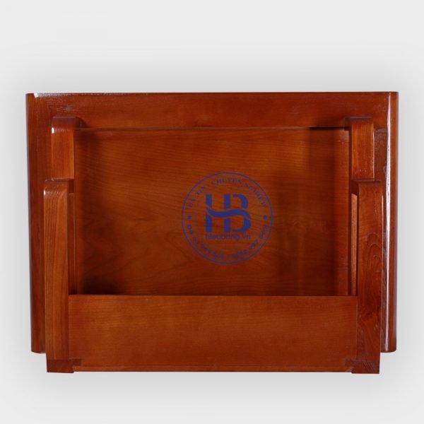 Bàn Thờ Treo Tường Gỗ Sồi Màu Gụ 61x41cm Đẹp Giá Rẻ ở Hà Nội | Cửa hàng Hiếu Bằng
