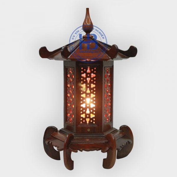 Đèn Thờ Gỗ Hương Đẹp Giá Rẻ ở Hà Nội | Cửa hàng Hiếu Bằng
