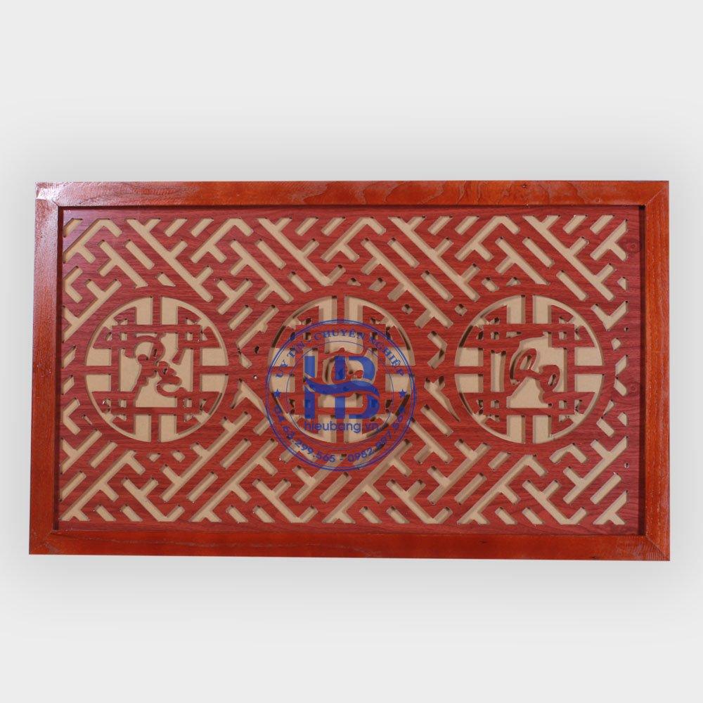 Tấm Chống Ám Khói Màu Gụ 40x60cm Đẹp Giá Rẻ ở Hà Nội