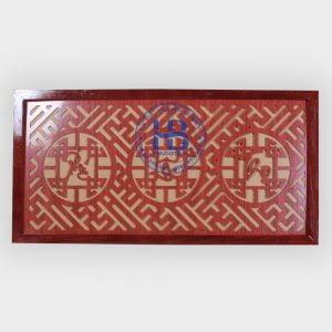 Tấm Chống Ám Khói Màu Gụ 40x81cm Đẹp Giá Rẻ ở Hà Nội