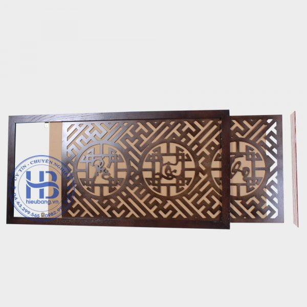 Tấm Chống Ám Khói Màu Óc Chó 40x81cm Đẹp Giá Rẻ ở Hà Nội