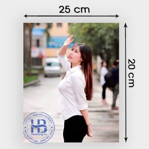 In ảnh 20*25cm Đẹp giá rẻ ở Hà Nội | Cửa hàng Hiếu Bằng