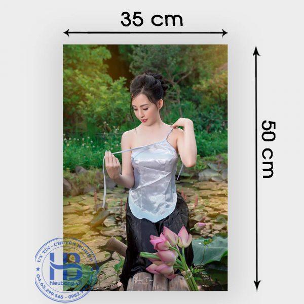 In ảnh 35*50cm Đẹp giá rẻ ở Hà Nội | Nhận in ảnh Online qua mạng