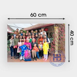 In ảnh 40*60m Đẹp giá rẻ ở Hà Nội | In ảnh