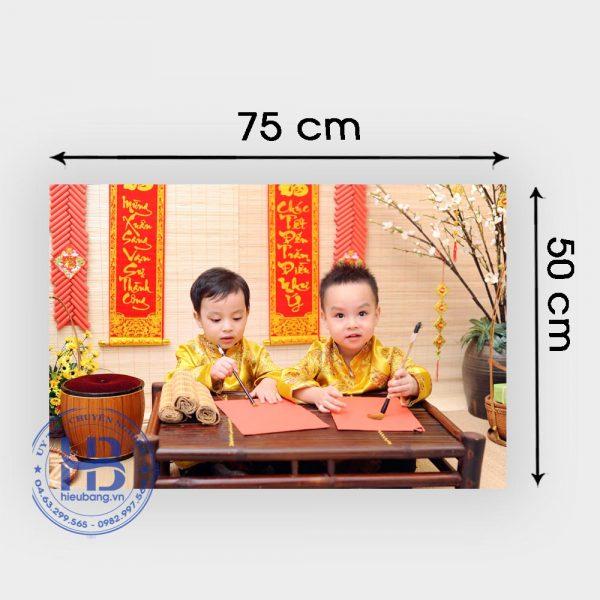 In ảnh 50x75cm Đẹp giá rẻ ở Hà Nội | In ảnh đẹp lấy nhanh