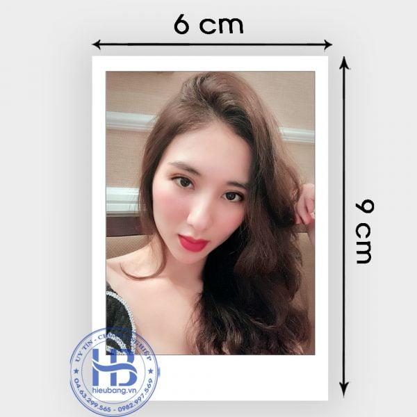 In ảnh 6*9cm polaroid Đẹp giá rẻ ở Hà Nội | Nhận in ảnh Online
