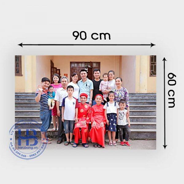 In ảnh 60*90cm Đẹp giá rẻ ở Hà Nội | In ảnh