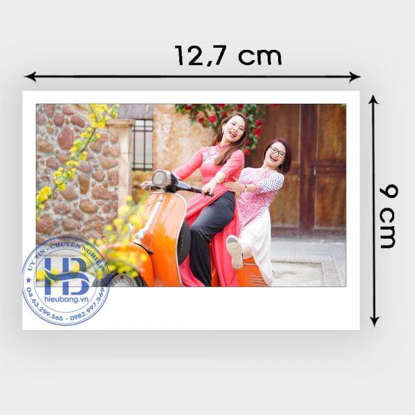 In ảnh 9*12cm polaroid Đẹp giá rẻ ở Hà Nội | Nhận gửi in ảnh online