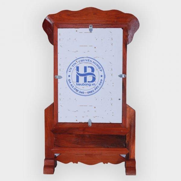 Khung ảnh thờ gỗ Hương đục nền đẹp giá rẻ ở Hà Nội | Khung ảnh thờ